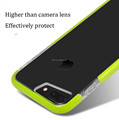 DFIFAN High quality clear guard cover 6 6 plus ,atrapezium nti knock plastic mobile shell case for apple iphone 7 7 plus