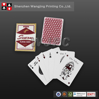 Hot Sale Gambling Playing Cards Playing Cards Made In China