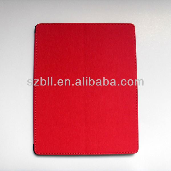 RFID blocking leather case for ipad