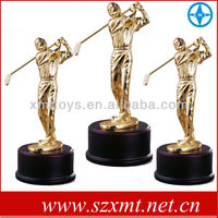 available custom metal dancing human trophies for champions trophy design
