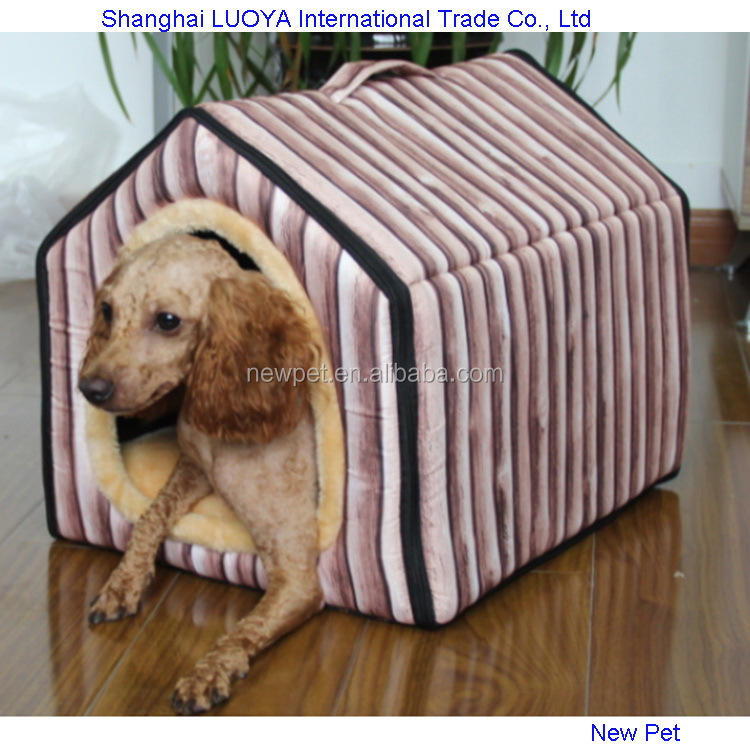 Wholesale retail new import collapsible pet products portable dog house for sale