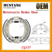 ATV Motorcycle Dirt Bike Parts Motor Cycle Rear Brake Shoe for 125cc 100cc 70cc
