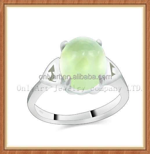 Sterling silver ring jewelry china supplier natural wholesale gemstone jewelry