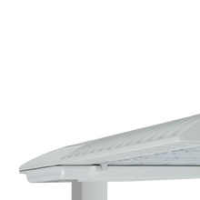 8 year warranty 120lm/w Cre chip led shoebox /gas station canopy /street light retrofit kits with Meanwell driver