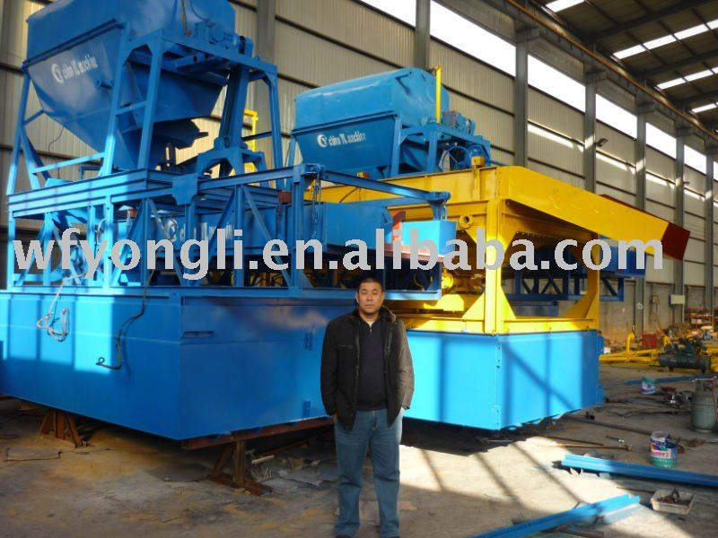 Qualified Diamond and Gold Mining Equipment Manufacturer