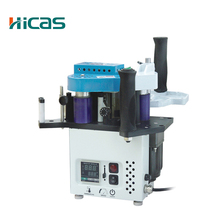 Hicas Woodworking Wood 18kg Portable Edge Bander Machine
