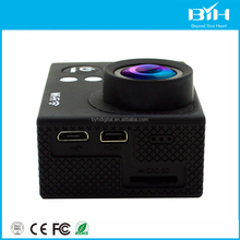 High-end configuration sport camera Mini 16MP CMOS 1080P HD 170 Degree wifi 30m Waterproof digital camera