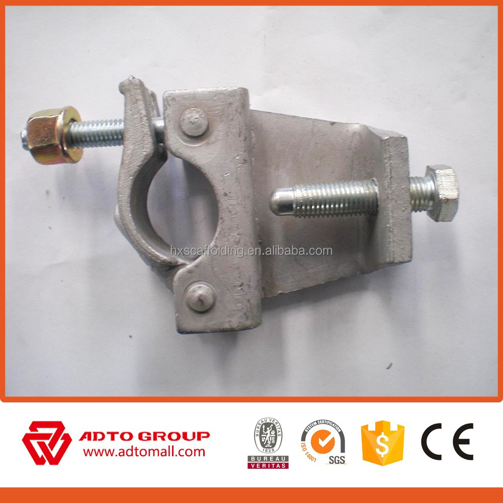 scaffolding pipe clamp and hanging pipe clamp with water stop and other scaffolding accessories