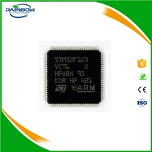 Hot offer STM32F103VCT6 stm32f103 32F103VCT6 LQFP-100 IC Chip MCU in stock