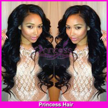 Factory directly wholesale virgin human hair full lace wig, malaysian body wave full lace wig virgin human hair