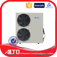 Alto AHH-R160 quality certified air to water house heat pumps supply high temperature capacity 18.3kw/h heat pumps