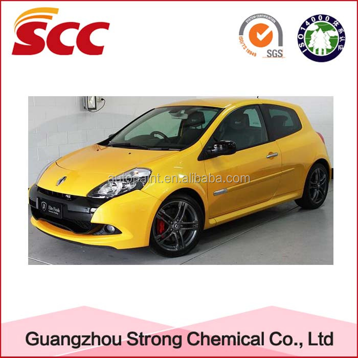 Easy-standing Hi Gloss and car paint usage plastic coating spray