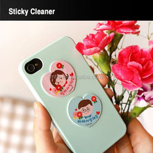 Custom Sticky Phone Screen Cleaner