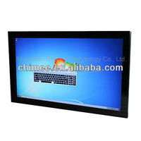 46 Inch Wall Mounting Computer Touchscreen LCD Transparent (HQ46EW-C1-T Ulta Slim)
