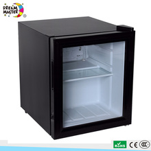 Compressor 46L Mini Hotel Refrigerator Used For Sale
