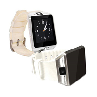 DZ09 12.5mm Ultra thin Smart Phone watch 1.56 inch IOS and Android with Bluetooth wireless android smart watch
