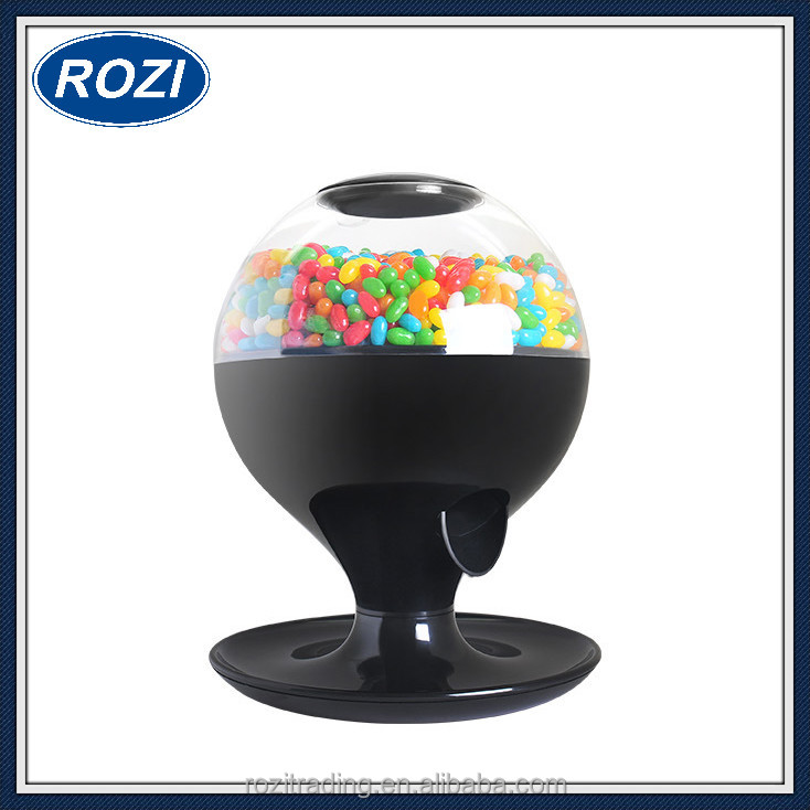 Automatic Sweet Dispenser Machine Jelly Bean Candy Storage Gadget