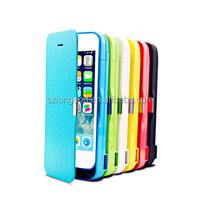 4200MAH External Battery Backup Power Bank Charger Case cover For iPhone 5 5s 5c