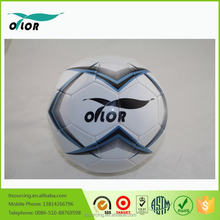 Custom official size weight synthetic leather for soccer balls