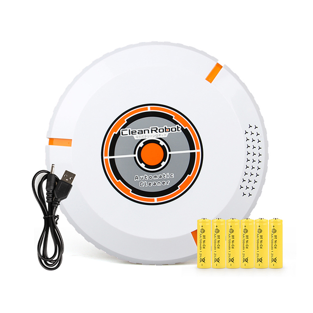 Automatic intelligent rechargeable mini robot vacuum <strong>cleaner</strong> smart mini automatic robot vacuum <strong>cleaner</strong>