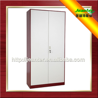 Chinese Steel Filing Storage Cabinet Furniture Guangzhou 2 Doors Mirror Cabinet