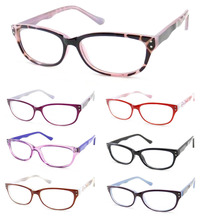 Double meter nail RB models classic brand for men and women color CP imitation plate FDA CE optical frames eyewear frame