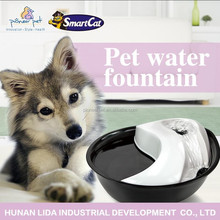 dog water bowls Automatic Indoor Pet Water Fountain for dogs