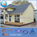 Fine Polished Steel Structure Prefab House Specially Designed For Your Demands