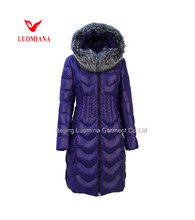 winter coat ladies jacket long length high quality clothing brands women
