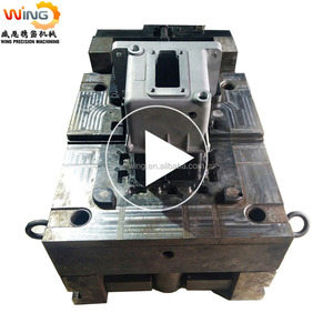 customized al or aluminium casting mould die makers in china