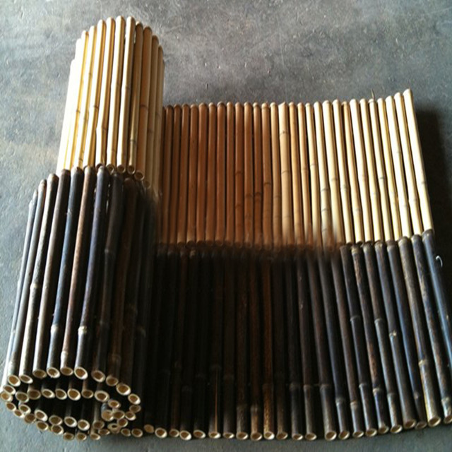hot sale 20~30mm bamboo  garden fence / fencing  for outdoor decoration