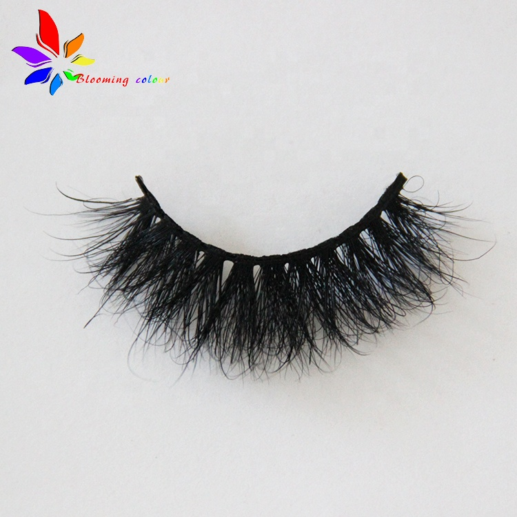 Wholesale high quality private labels 3d mink eyelashes