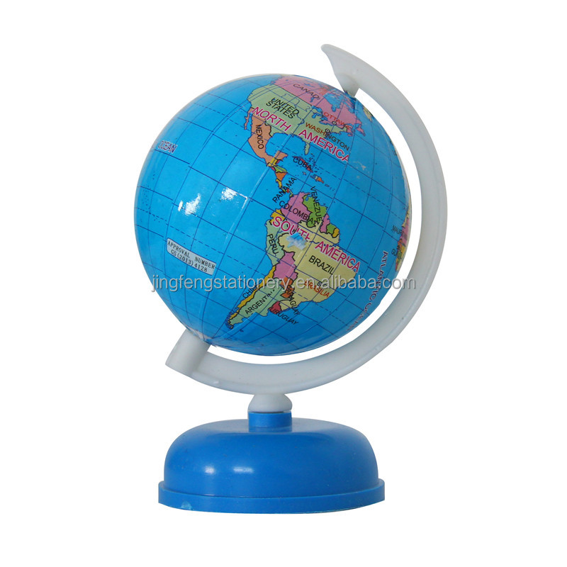Newest selling Excellent quality paper world globe map on sale