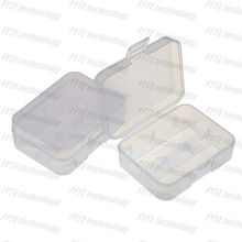 18650 Cylinder Lithium Ion Plastic Battery Case /Box /battery Packing box