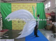 led party/club/pub/night bar/event halloween inflatable butterfly costume