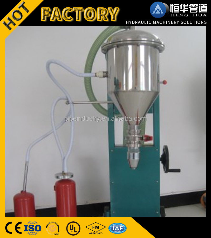 GOOD QUALITY!!! GFM16-1Dry power Fire Extinguisher filler