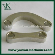 Modern cnc machinesparts, high quality cut parts