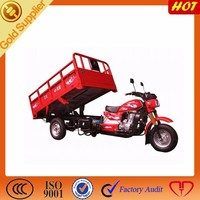 Famous brand dump tricycle / garbage tricycle to transparents goods/three wheeler