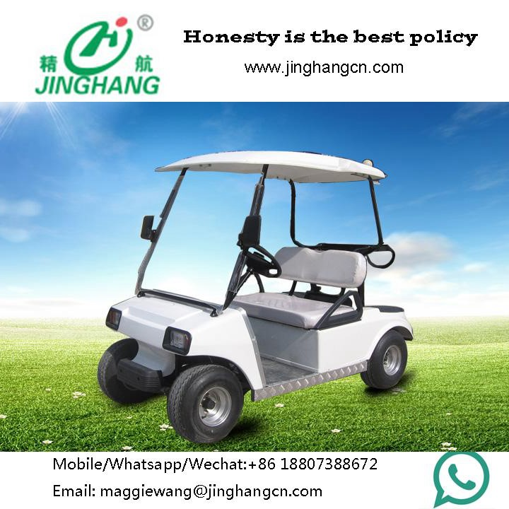 maintenance free 4400w electric golf cart
