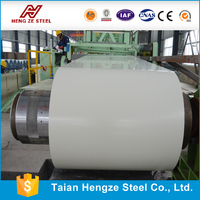 hengze price powder coating line zinc ppgi can be used to motorcycle