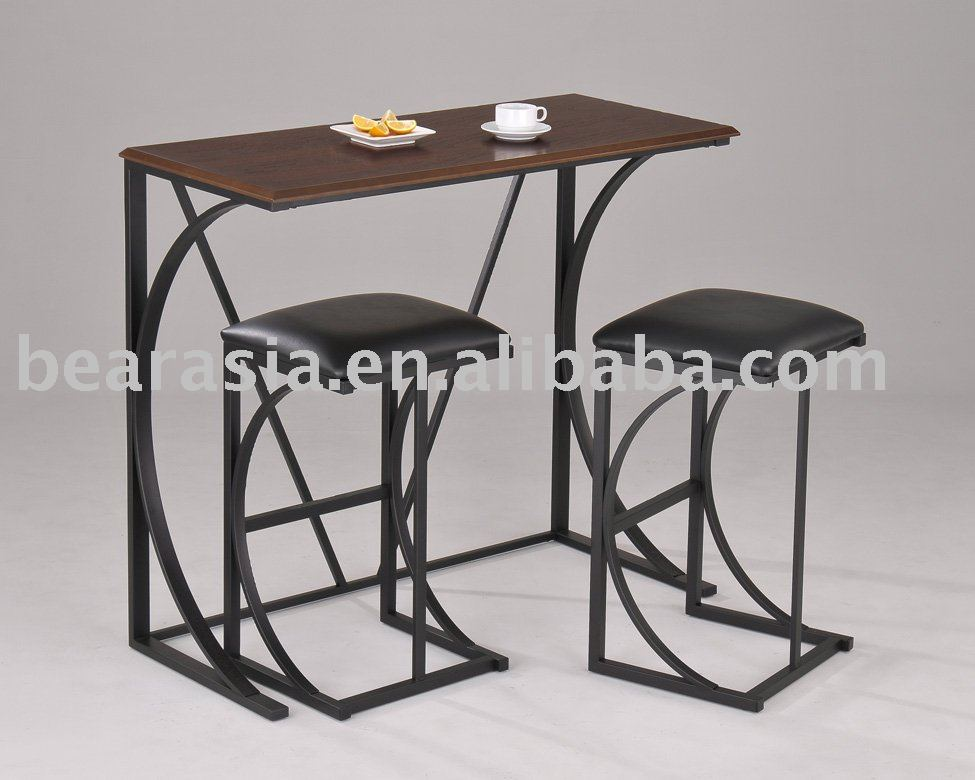 Dise o de madera de metal negro recubrimiento de muebles - Muebles de metal ...