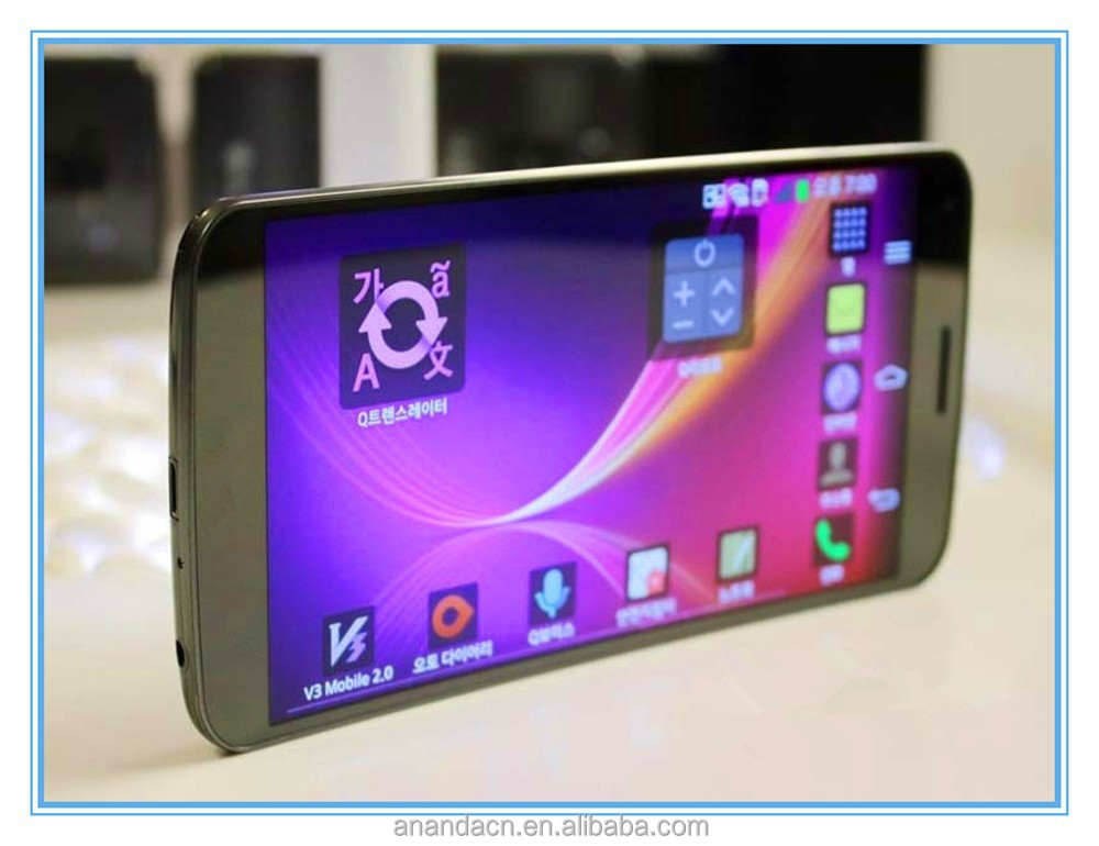 Hot selling korean brand G Flex F340 cell phone