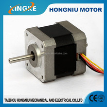 size 17 1.8 degree nema 17, dc motor high rpm and torque