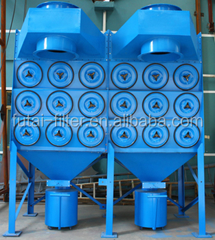 High Efficiency Dust Collector Machine