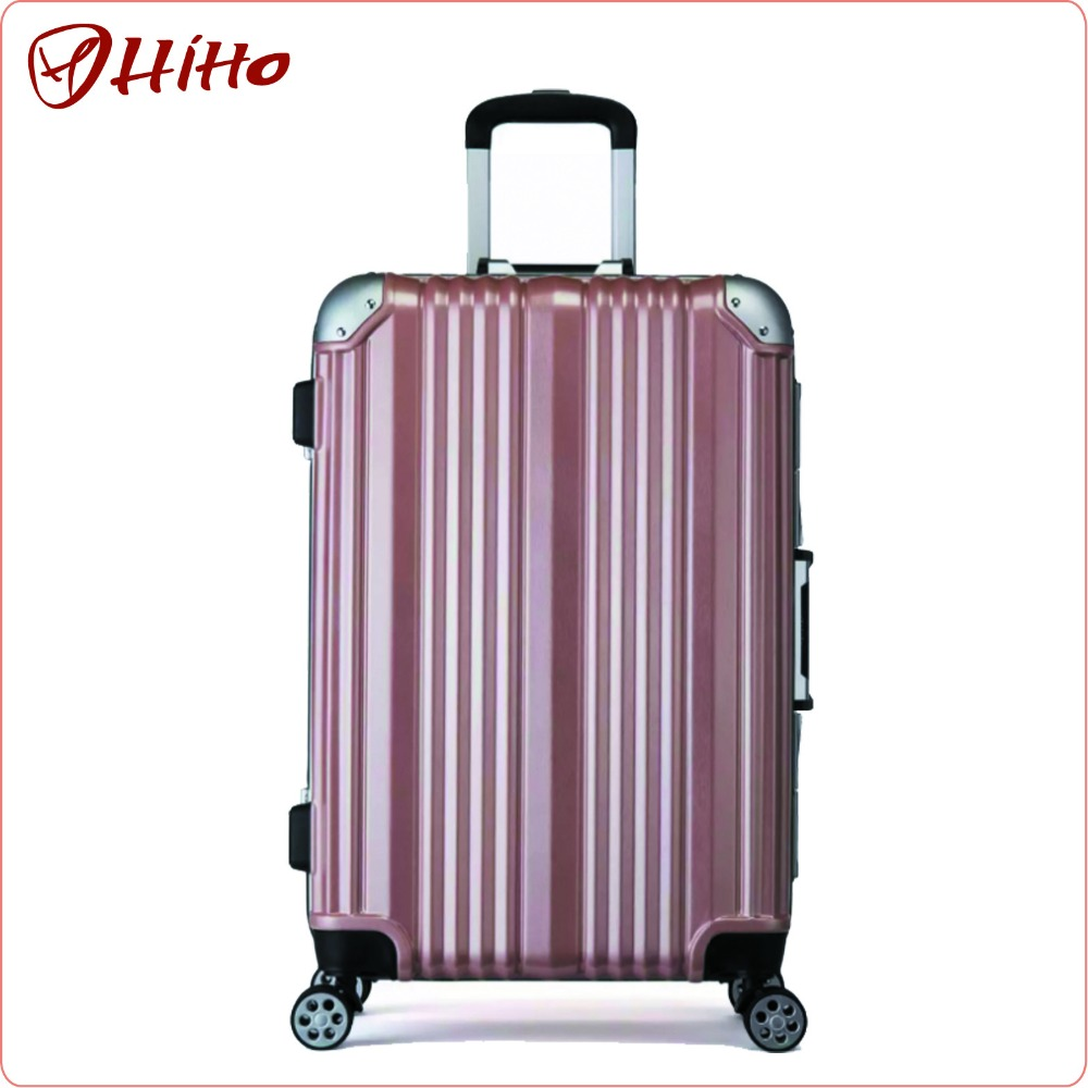 China Factory Lightweight ABS+PC Hard Shell Travel Luggage Suitcase