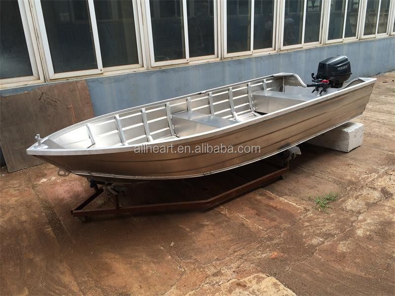 Small aluminum fishing boat with outboard engine buy for Small aluminum fishing boats