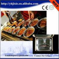 Aluminum Foil Lunch Box/Disposable Aluminum Foil Container for Food Packing