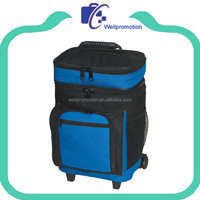 Large coolers with wheels,cheap thermal insulated cooler bag