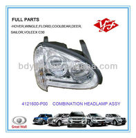4121600-P00 Great Wall Wingle 3 Head Lamp
