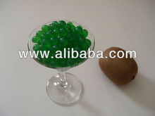 topping for bubble tea, kiwi popping boba,fruit juice ball
